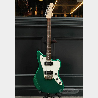 G&L Fullerton Series Doheny Alder Body (Emerald Green Metallic/R)