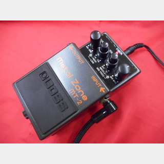 BOSS MT-2 Metal Zone