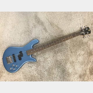 Spector Limited Edition Performer 4 Metallic Blue Gloss 【中古品】【美品】