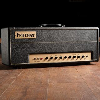 Friedman BE-100 Brown Eye New/Old HEAD【COLOSSAL SPケーブルプレゼント】
