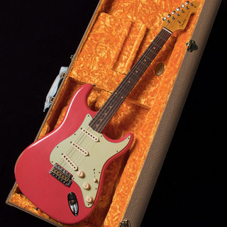 Fender Custom Shop 30th Anniversary Custom Built 1960 Stratocaster Relic (Aged Fiesta Red) #CZ531178