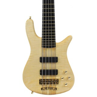 Warwick CUSTOM SHOP Streamer Stage I KID Limited 5-string Natural Oil Finish 5弦エレキベース