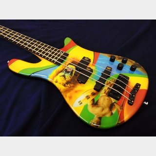 "Warwick TM Stevens Signature ""Zooloo Warrior"""