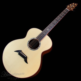"Breedlove Custom Auditorium A20 ""Moon Spruce/Brazilian Rosewood"" [Breedlove Factory Selected Wood]"