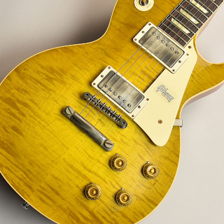Gibson Custom Shop 60th 1959 Les Paul Standard Green Lemon Light Aged S/N:99994 【現地選定品】【未展示品】