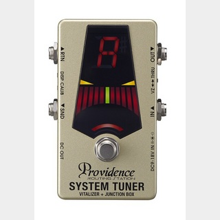 ProvidenceSTV-1JB / CPG 【TOTAL ROUTING SYSTEM with TUNER】