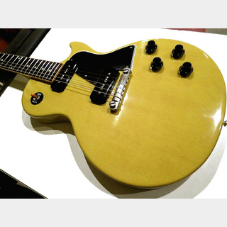 Gibson Custom Shop Gibson Custom Shop 2012年製 1960 Les Paul Special Single Cut TV Yellow VOS
