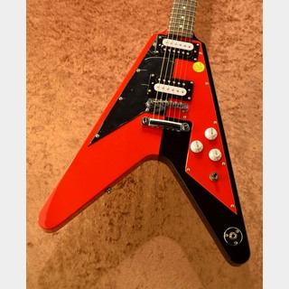 DEAN Michael Schenker Retro Red Black