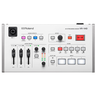 Roland VR-1HD AV STREAMING MIXER AVミキサー アウトレット