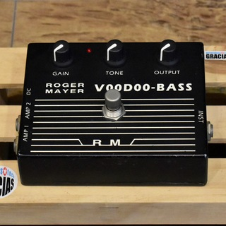 Roger Mayer VooDoo-Bass【 初期型 】