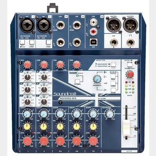 Soundcraft Notepad-8FX