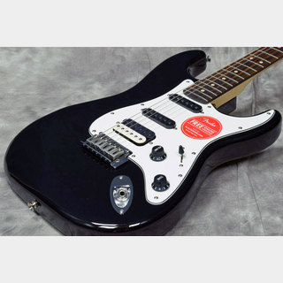 Squier by Fender Contemporary Stratocaster HSS Black Metallic Rosewood 【展示品アウトレット特価!】【福岡パルコ店】