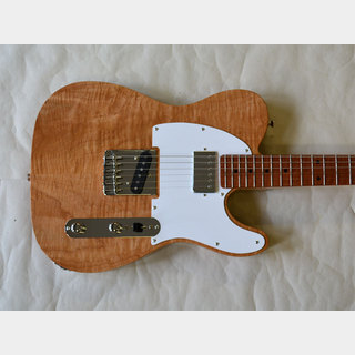 DEREK CUSTOM GUITAR Custom-TE/FM AMAZON JARRAH