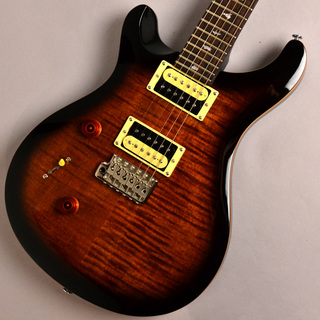 Paul Reed Smith(PRS)SE Custom 24 Lefty Charcoal Burst  #B28966【送料無料】