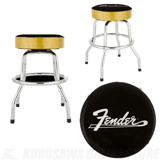 Fender Gold Sparkle Barstool 24inch Gold(ご予約受付中・納期要確認)