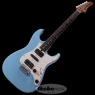 T's Guitars DST-Classic 22F/HSH Roasted Maple Neck Sonic Blue/R 【IKEBE Order Model】