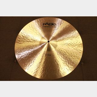 "PAiSTe Formula 602 Modern Essentials 20"" Ride【定価より30%OFF!】"