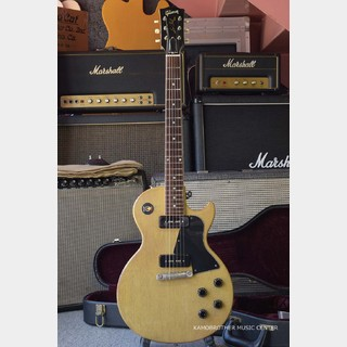 Gibson Custom Shop 1960 Les Paul Special Single Cut TV Yellow Tom Murphy Aged