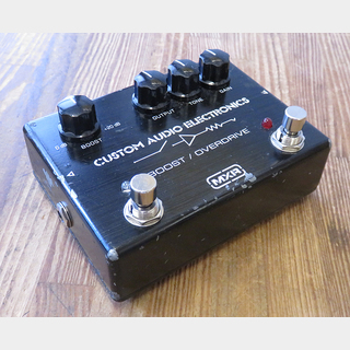 MXR CUSTOM AUDIO ELETRONICS BOOST / OVERDRIVE