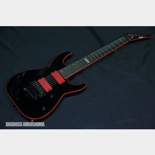 E-II M-II SEVEN (Black w/Red Binding)
