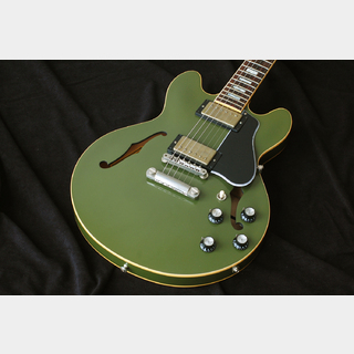 Gibson ES-339 VOS 2018 Olive Drab Green