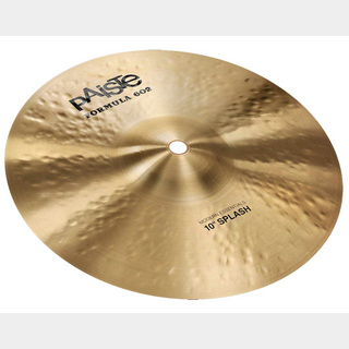 "PAiSTe Formula 602 Modern Essentials Splash 10"" 【展示処分につき大特価!】"