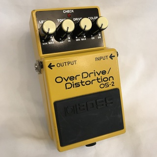 BOSSOS-2 Over Drive/Distortion