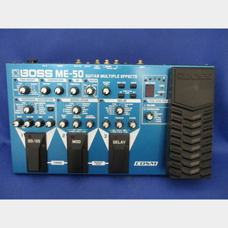 BOSS ME-50 Guitar Multiple Effects