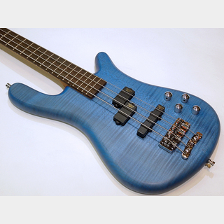 Warwick Germany Team Built Streamer LX 4st Maple Top / Ocean Blue Transparent Satin【GPS F 006175-18】
