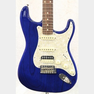 Fender MIJ 2019 Limited Collection Strat HSS / Sapphire Blue Trans ★週替わりセール!10日まで★