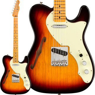 Fender USAAmerican Original '60s Telecaster Thinline (3-Color Sunburst) [Made In USA]]【お取り寄せ品】