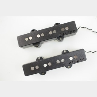 Delano JC4 AL/M2 split coil for 4strings jazz bass