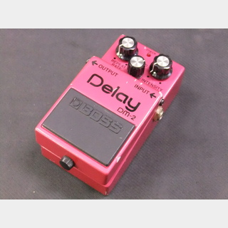 BOSS DM-2 Delay 後期