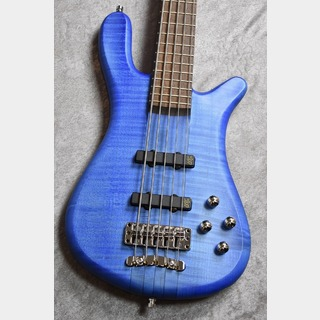 Warwick 【期間限定大特価!】ProSeries German Teambuild Streamer Stage I 5st -Ocean Blue Trans-
