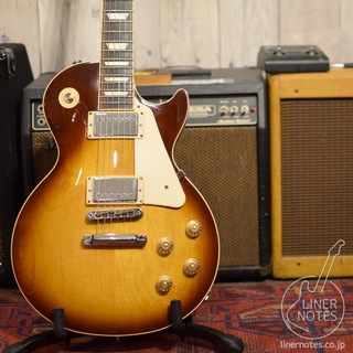 Gibson 2015 Les Paul Traditional Plain Top Limited Proprietary 2016 (Tobacco Sunburst)