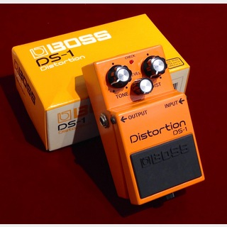 BOSS DS-1 Distortion 【中古】【箱取説付】