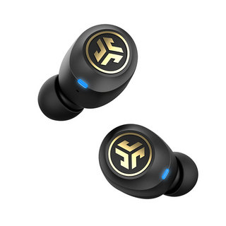 JLAB AUDIO JBuds Air Icon (ゴールド) True Wireless Earbuds 完全ワイヤレスイヤホン Bluetoothイヤホン
