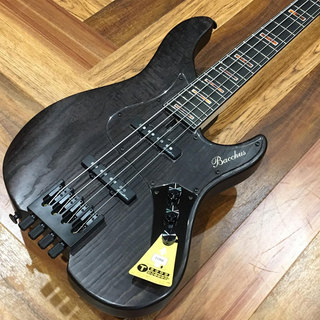 Bacchus WOODLINE4-HEADLESS24JB-Custom/Black Oil【島村楽器限定モデル】