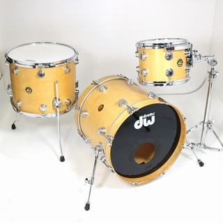 dw Collectors Maple 18-10-16 3pcs Kit ドラムセット 【SHIBUYA_WEST】