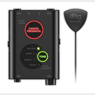 IK Multimedia iRig Acoustic Stage (Advanced digital  microphone system for acoustic guitar)