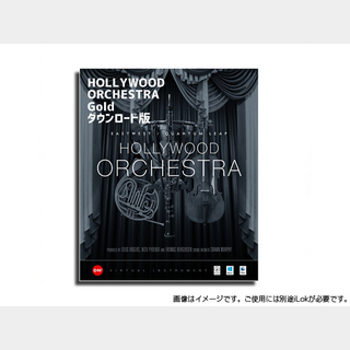 EAST WESTHOLLYWOOD ORCHESTRA Gold DL版【EW276D】【ローン分割手数料0%(12回迄)】【本数限定特価!】
