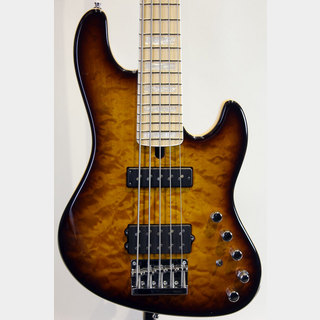 MAYONES JABBA 5st CUSTOM 3A Quilted Maple ~Nordy Combination~