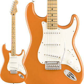 FenderPlayer Stratocaster (Capri Orange/Maple) [Made In Mexico]