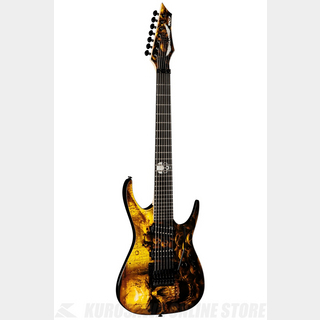 DEAN Rusty Cooley Series / Rusty Cooley 7 String - Skullz [RC7X SKLZ]