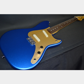 Vanzandt Bronson Lake Placid Blue / Anodized Pickguard Custom
