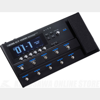 BOSSGT-1000 Guitar Effects Processor 【即納可能】【未開封品】