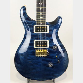 Paul Reed Smith(PRS) Custom24 Quilt 10top Whale Blue