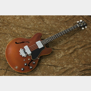 "Gibson 1967 EB-2D ""Original Sparkling Burgundy Finish"""