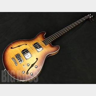 Warwick Star Bass II Maple 4 (Honey Sunburst Transparent High Polish)