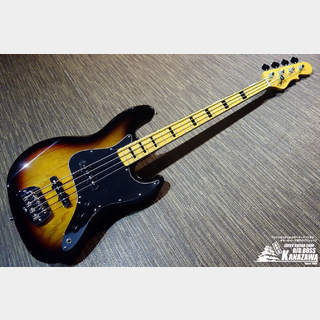 "G&L Tribute Series JB MP 3 Tone Sunburst【""重い""特価! 4.85kg!】"